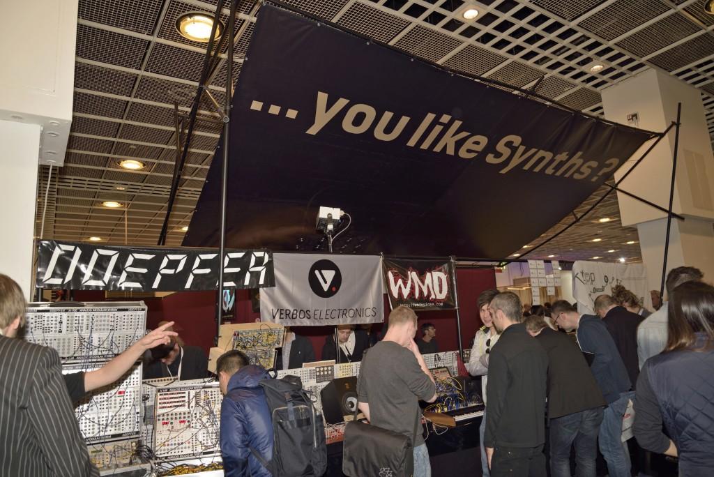 SchneidersBuero, Musikmesse