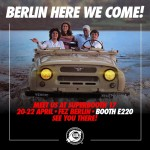 XAOC comes Berlin
